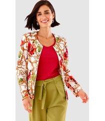 blazer mona wit::multicolor