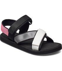 biadeni sandal shoes summer shoes flat sandals multi/mönstrad bianco