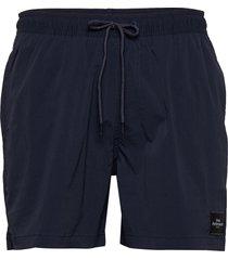 m swim shorts zwemshorts blauw peak performance