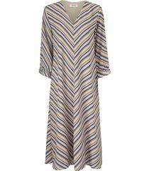 55798 clementine print ls dress, fashion dress