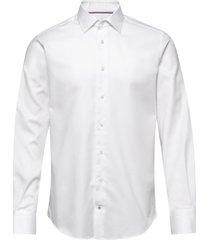 herringb flex collar shirt skjorta business vit tommy hilfiger tailored