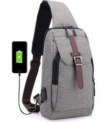 sling bag impermeabile