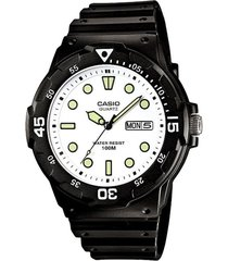 reloj casio mrw_200h_7ev negro resina