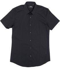 overhemd milano super slim shirt s/s