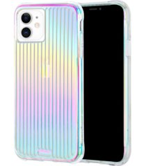 case-mate tough groove case for apple iphone 11