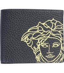versace bifold wallet