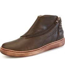 cloud faith bootie, size 8-8.5us in brown at nordstrom