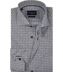 cavallaro shirt navy wit arco