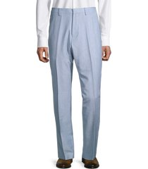 bonobos men's jetsetter athletic-fit pants - light blue - size 33 34