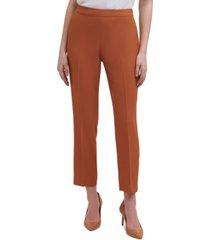 calvin klein elastic-back pants