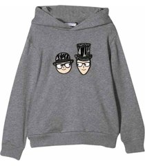 dolce & gabbana sweatshirt designers with hood