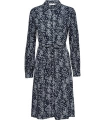 amaya raye ls dress aop dresses everyday dresses svart moss copenhagen
