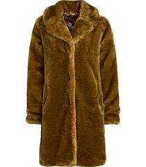 king louie alba coat winter jassen bruin