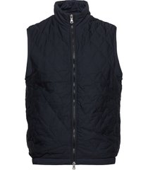 liner waistcoat vest blauw oscar jacobson