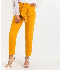 pantalones amarillo derek 820711