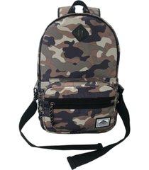 steve madden athletic nylon dome backpack