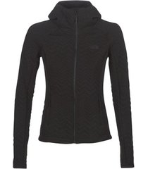 fleece jack the north face women's inlux tech midlayer - od