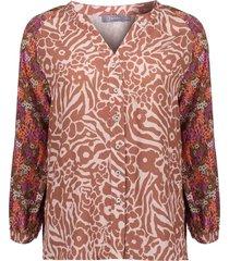 blouse zand