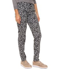 pantalón animal print caekilia mac