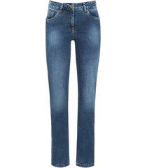 "bio-jeans ""nauw"", lichtblauw 38/l30"