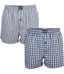 jockey 2 stuks woven boxer shorts * gratis verzending *