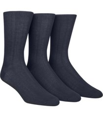 calvin klein dress men's socks, non binding 3 pack