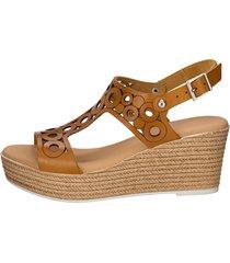 sandaletter wenz konjak