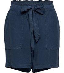 jrnewmadalan hw shorts ga - k shorts flowy shorts/casual shorts blå junarose