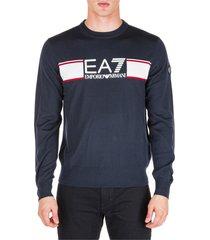 emporio armani ea7 jessa sweater