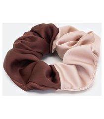 scrunchie bicolor | accessories | multicores | u