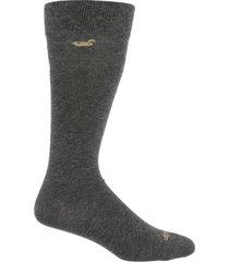 calcetín algodón hombre classic gris rockford