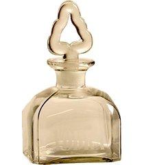 garrafa de vidro decorativa adams