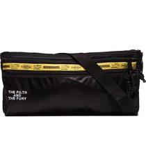 neighborhood x eastpak sling messenger bag - black