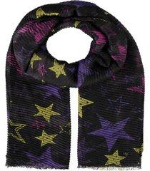 galaxy pliss women's scarf