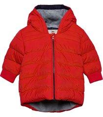 puffer jacket gevoerd jack rood timberland