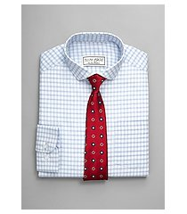 1905 collection boys classic fit spread collar dress shirt & medallion tie set, by jos. a. bank