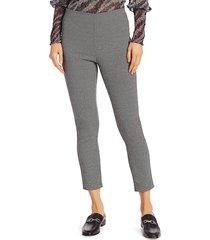 rag & bone women's simone herringbone pants - grey - size 0