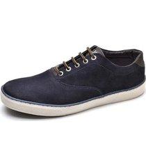 sapatênis couro top franca shoes masculino - masculino