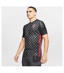 camisa nike croácia ii 2020/21 torcedor pro masculina