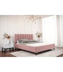 łóżko tapicerowane adele