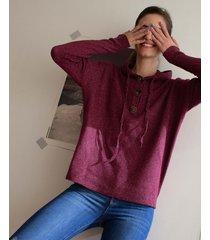 sweater violeta desiderata
