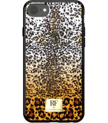 richmond & finch fierce leopard case for iphone 6/6s, iphone 7, iphone 8