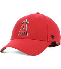 '47 brand los angeles angels mlb on field replica mvp cap