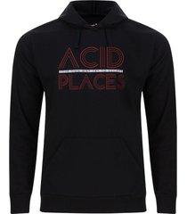buzo capota acid places