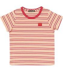 acne studios striped t-shirt