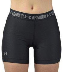 korte broek under armour heatgear middy short 1297901-001
