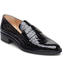 barber_csh loafers låga skor svart unisa