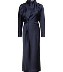 damai, 1011 sheen cady dresses evening dresses blauw stine goya