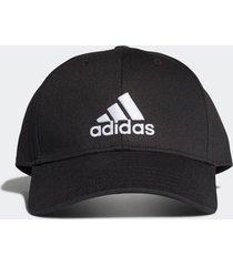 boné adidas baseball logo preto - único