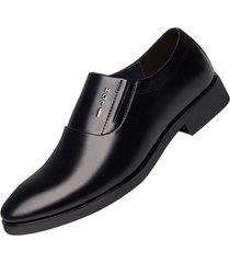 zapatos de vestir con punta en punta mocasines de hombre zapatos oxford
